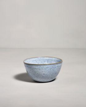 Frio Müslischale blau weiss