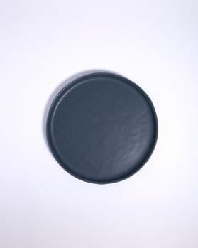 Macio Teller klein blau-schwarz