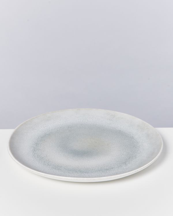 AREIA - Plate large grey