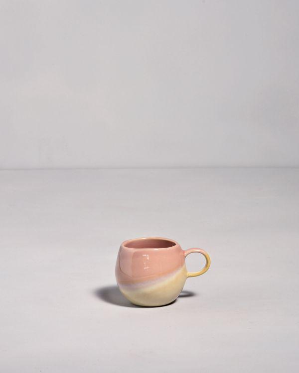 Bica Espressotasse pink cream