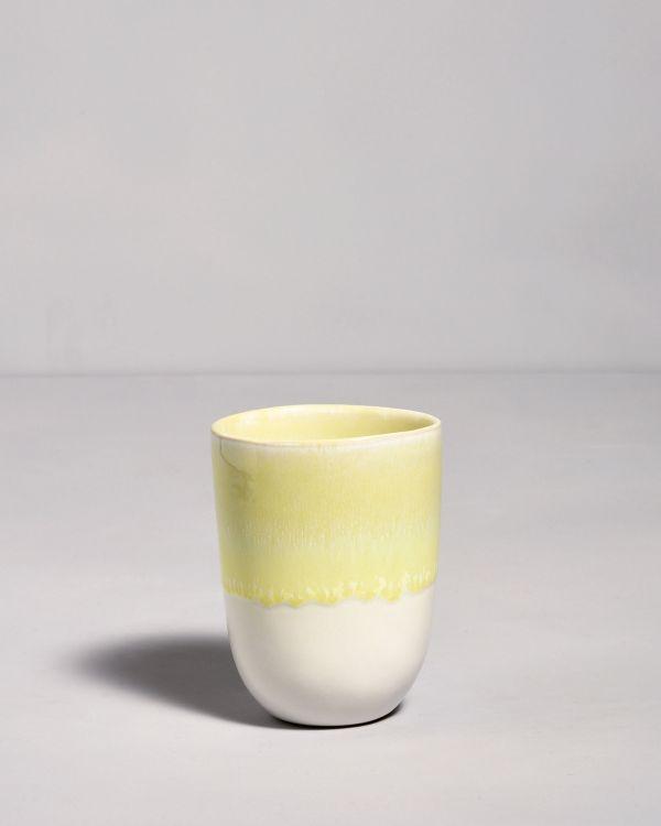 Copa Alto Mug lemon