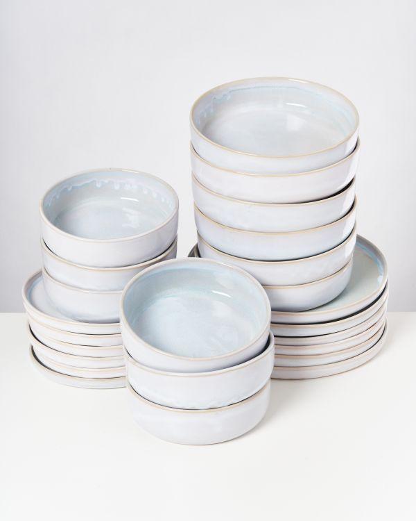 CORDOAMA - Set of 24 pieces azure