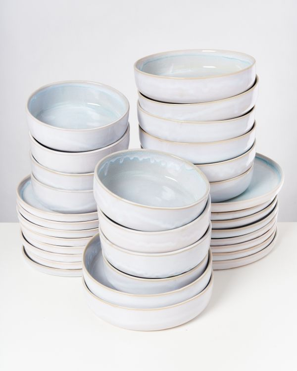 CORDOAMA - Set of 32 pieces azure
