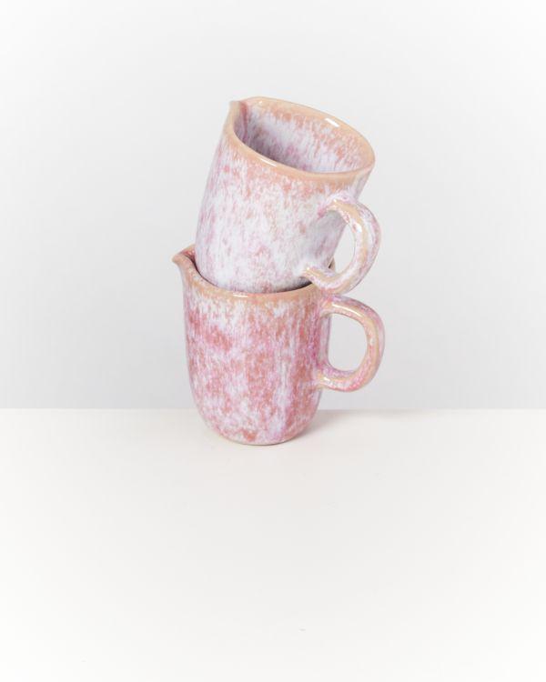 Cordoama Milchkännchen pink