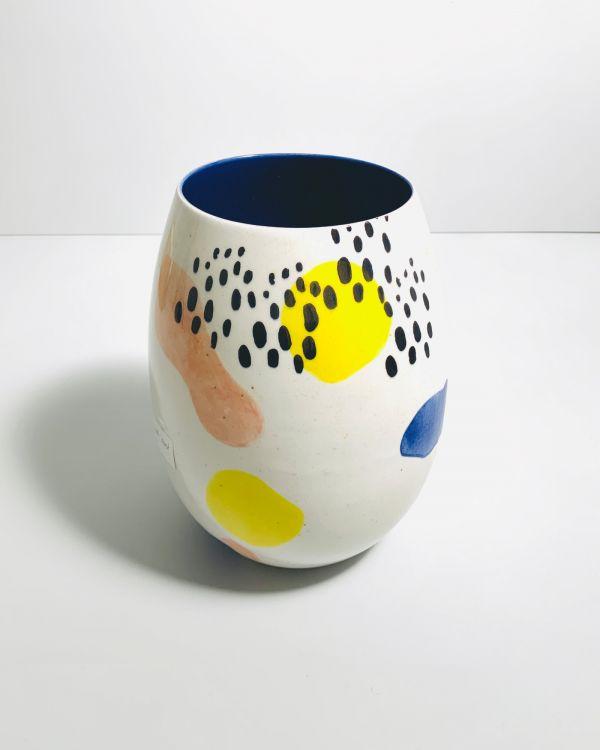 Vaso Art Dots