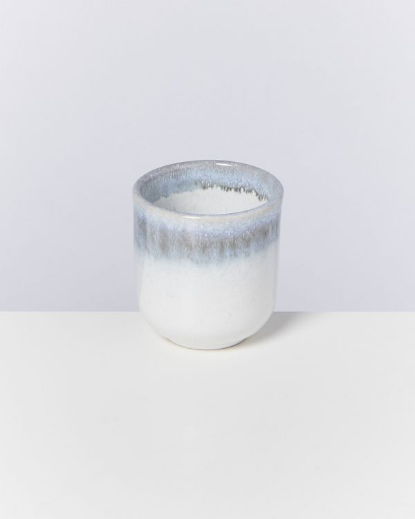 ALCACHOFRA - Cup small greyblue