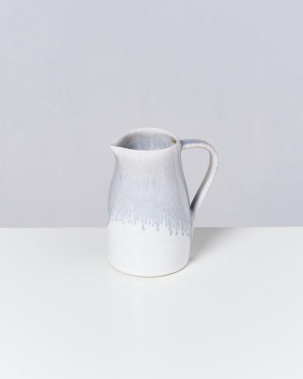 ALCACHOFRA - Milk Jug grey blue