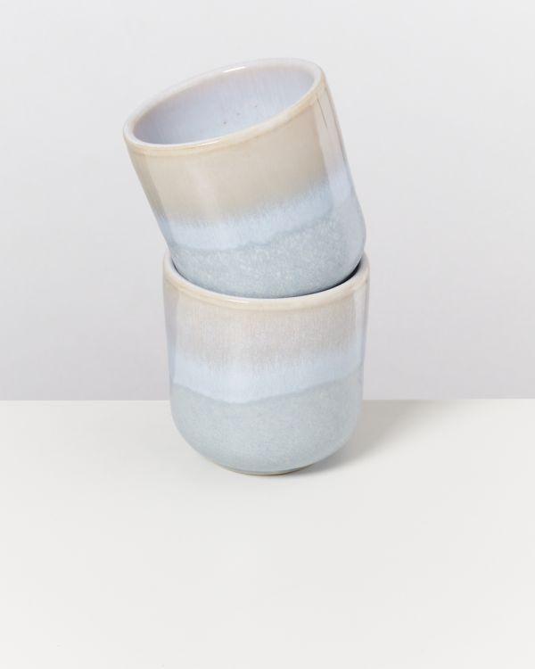 ALCACHOFRA - Cup small lightblue