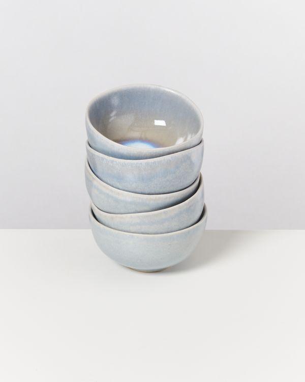 ALCACHOFRA - Saucebowl lightblue