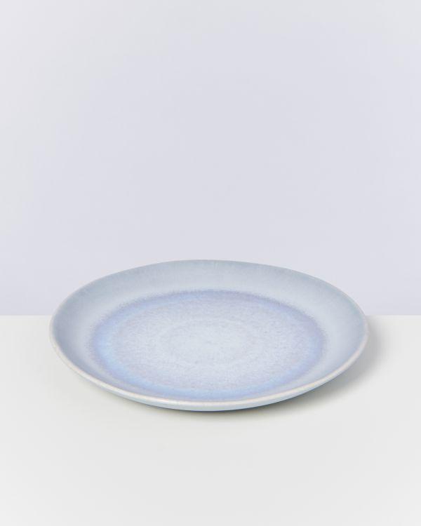 Alcachofra lightblue - Plate large