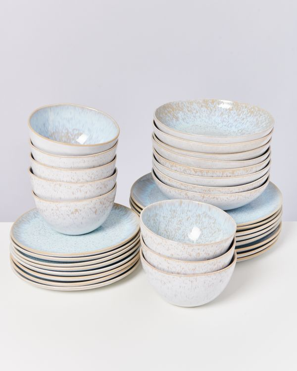 AREIA azure - Set of 32 pieces