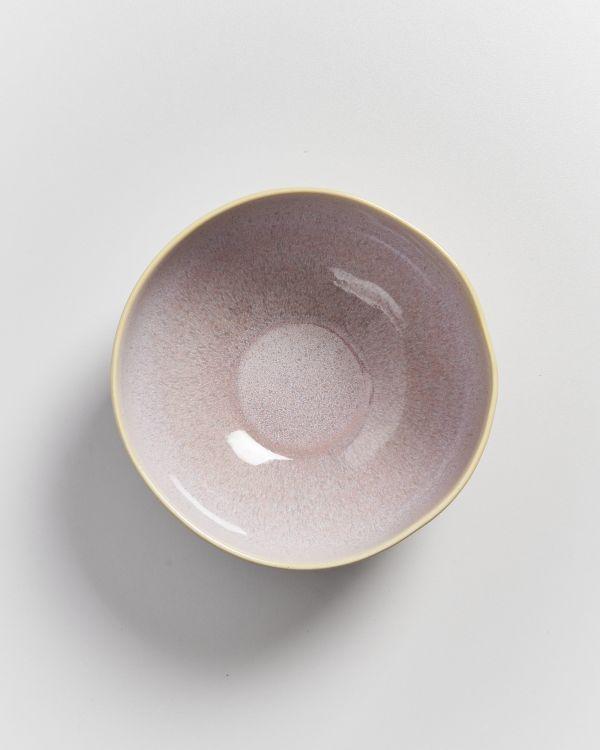 AREIA - Soupbowl mauve