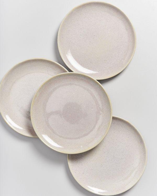 AREIA - Plate small mauve