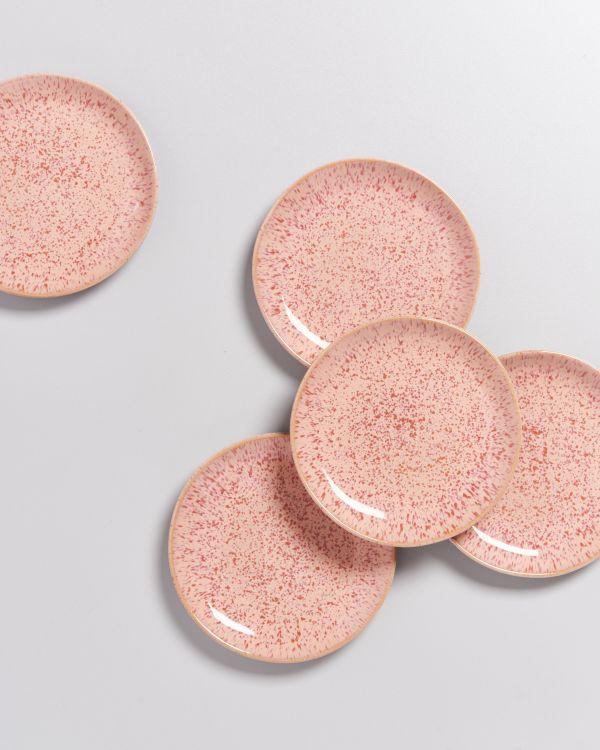 AREIA - Mini Plate pink