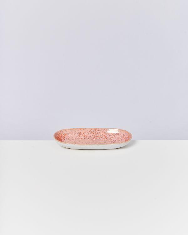 Areia Servierplatte M pink