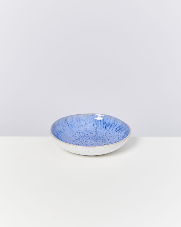 AREIA - Mini Plate deep royal blue