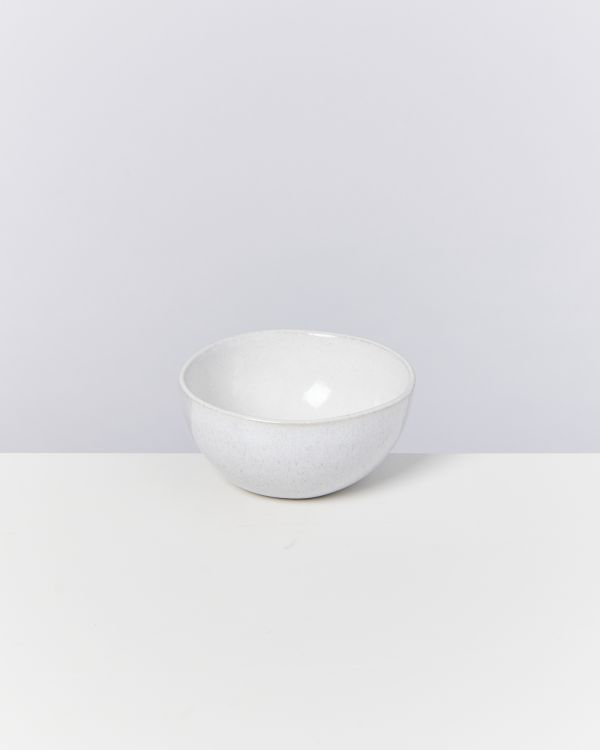 AREIA - Cerealbowl small white