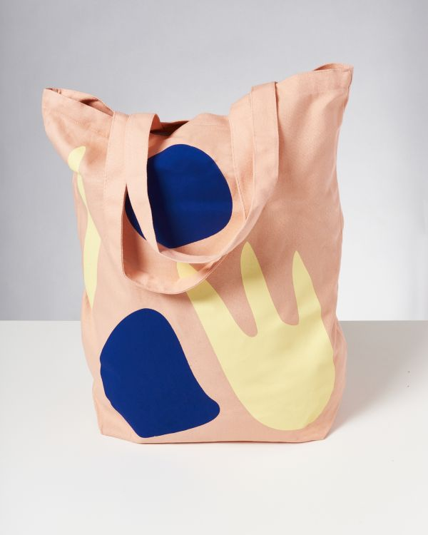 Beach Bag XL coral