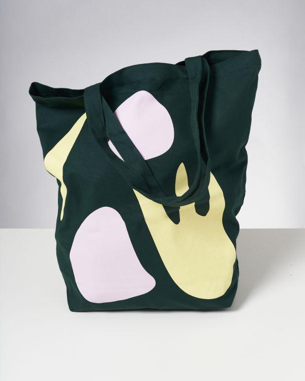 Beach Bag XL green