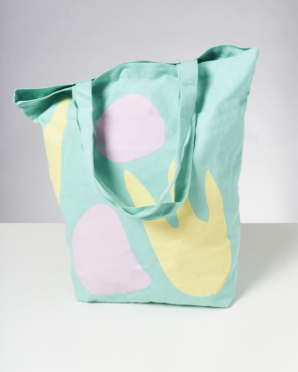 Beach Bag XL mint