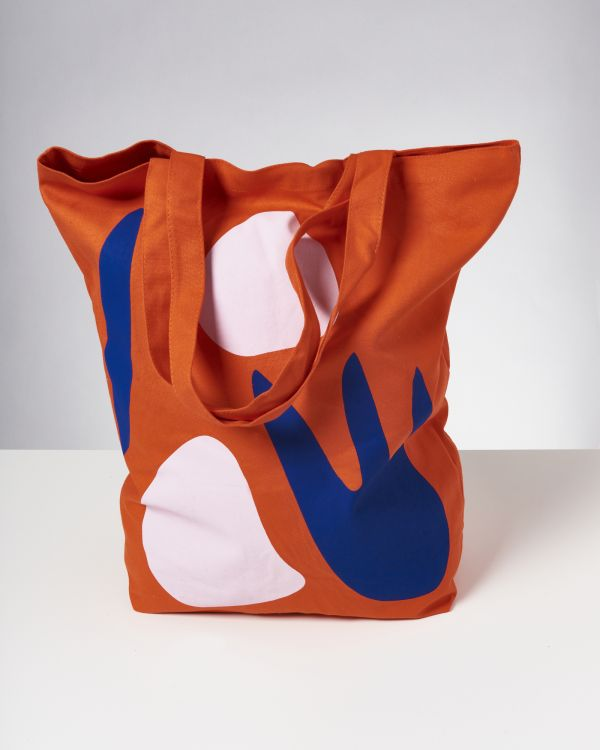 Beach Bag XL orange