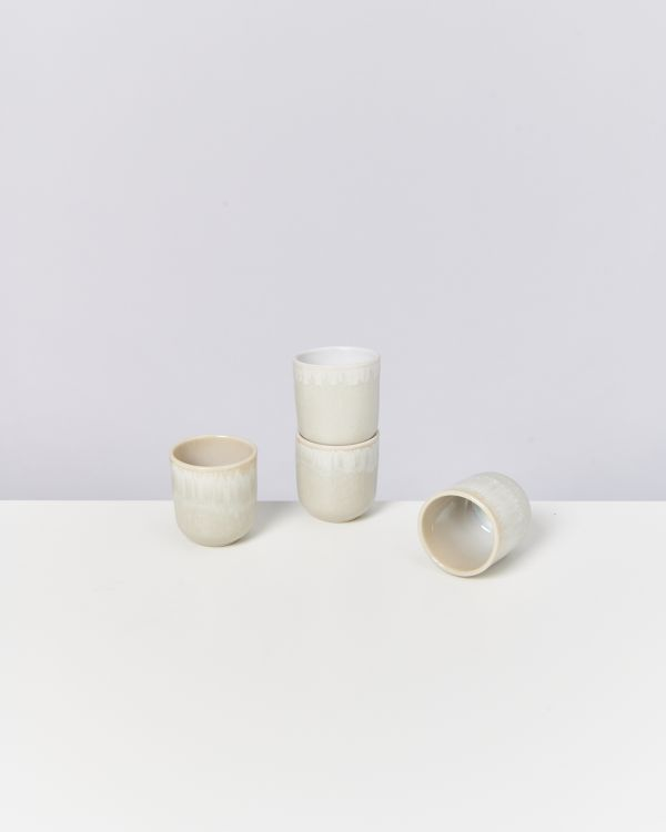 BELICHE - Set of 4 Cups small
