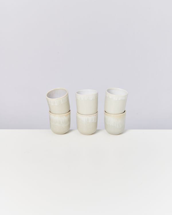 BELICHE - Set of 6 Mugs small