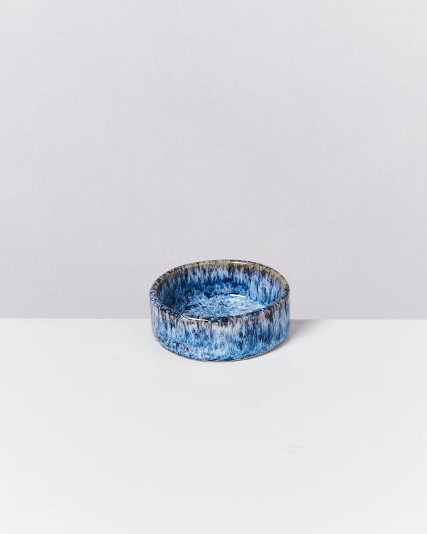 Cordoama Saucenschälchen blau gesprenkelt