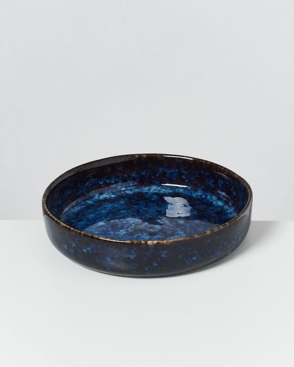 Cordoama Pastateller dunkelblau