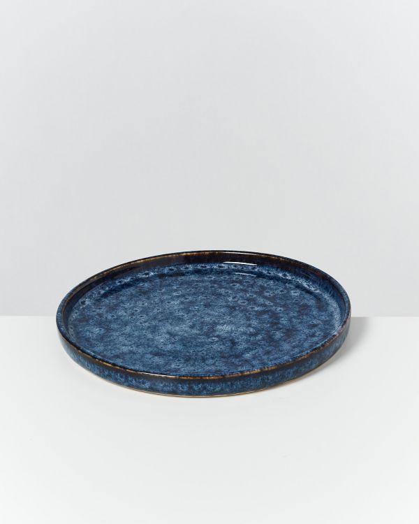 Cordoama Teller klein dunkelblau