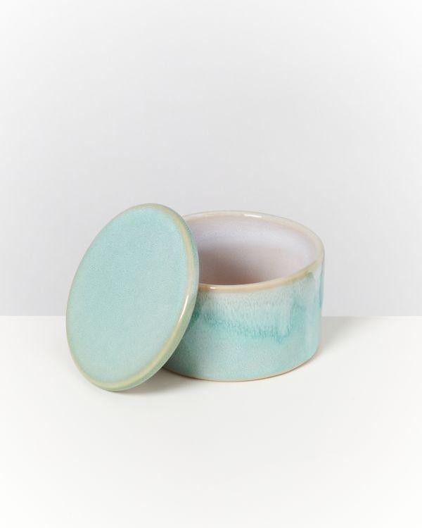 CORDOAMA – Bowl with lid mint