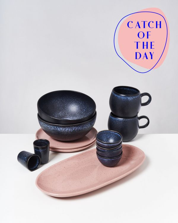 """Anna's """"Catch of the day"""" - Set of 13 pieces"""