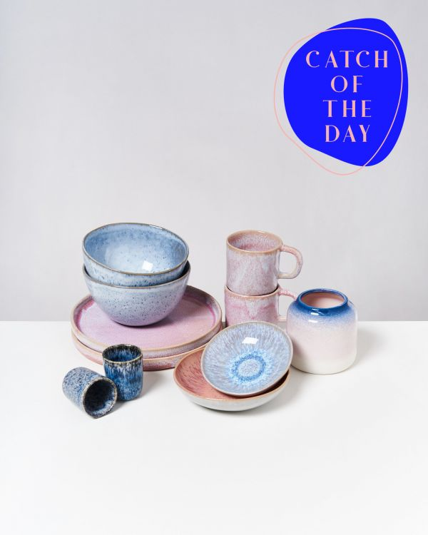 """Laura's """"Catch of the day"""" - Set of 11 pieces"""