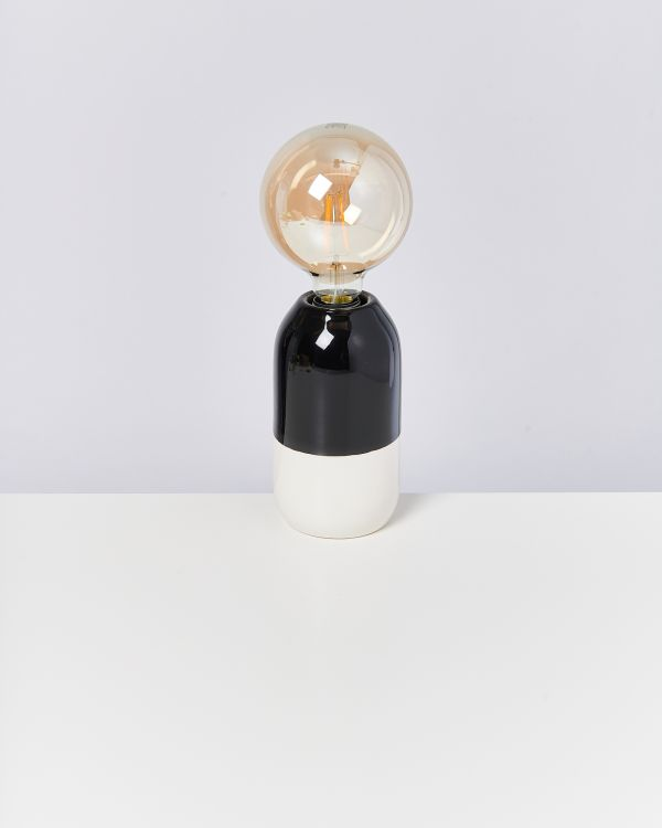 FAROL - Lamp black white