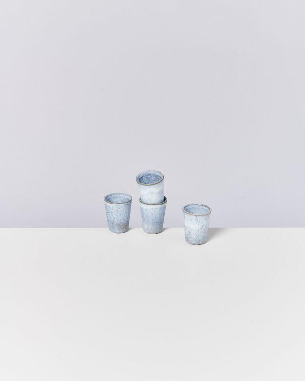 FRIO - Set of 4 Espressocups