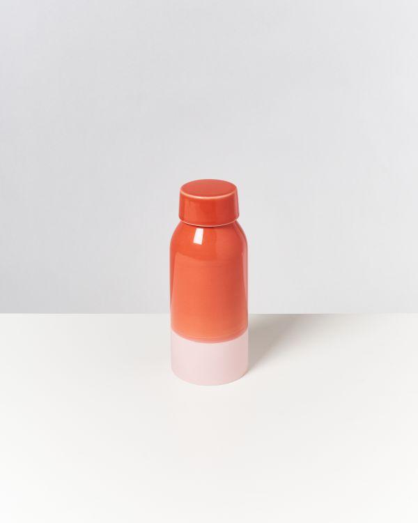 Garrafa rosé coral