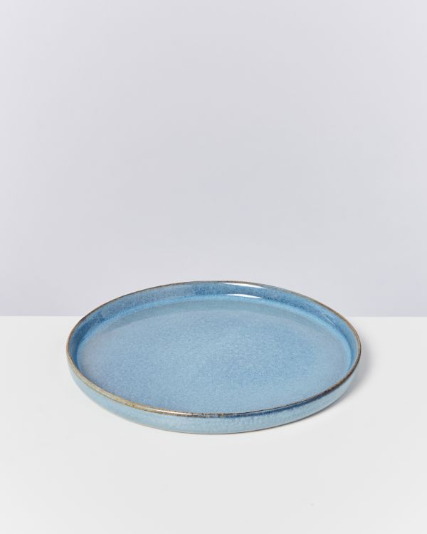 LUA - Plate small blue