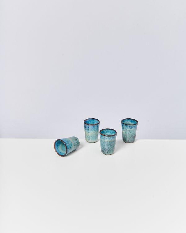 Madeira - Set of 4 Espressocups