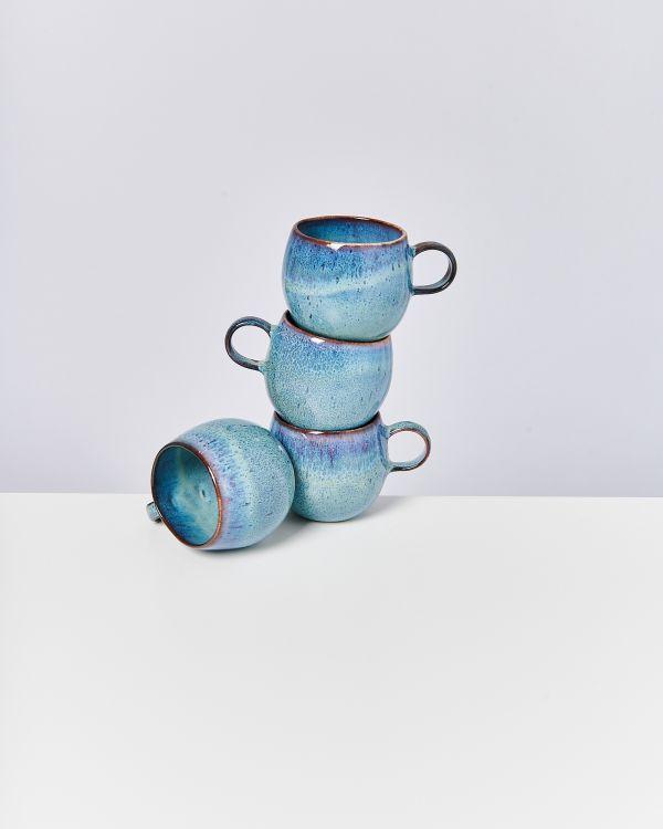 Madeira 4er Set Tasse groß
