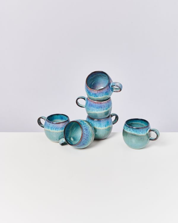 MADEIRA - Set of 6 Cups small