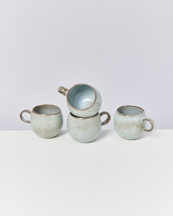 MAE - Set of 4 Cups big mint