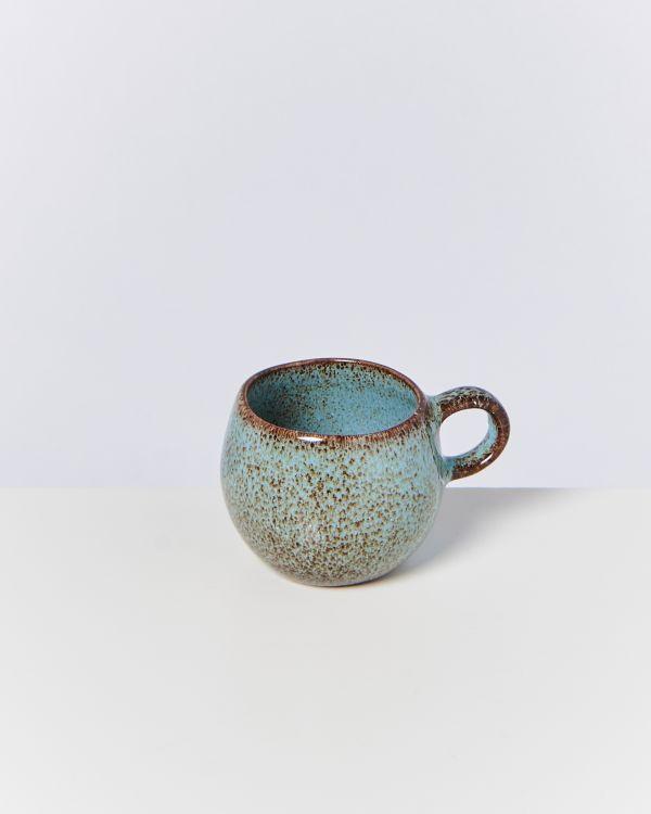 MAE - Espressocup turquoise