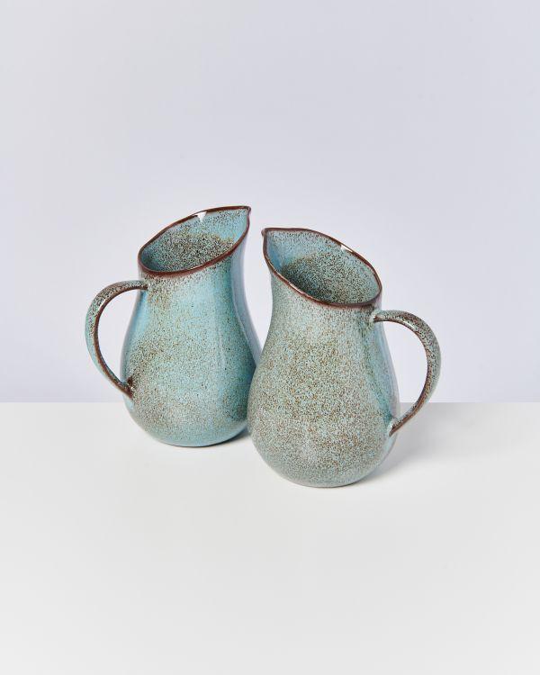 MAE - jug turquoise