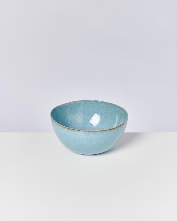 MAE - Servingbowl turquoise