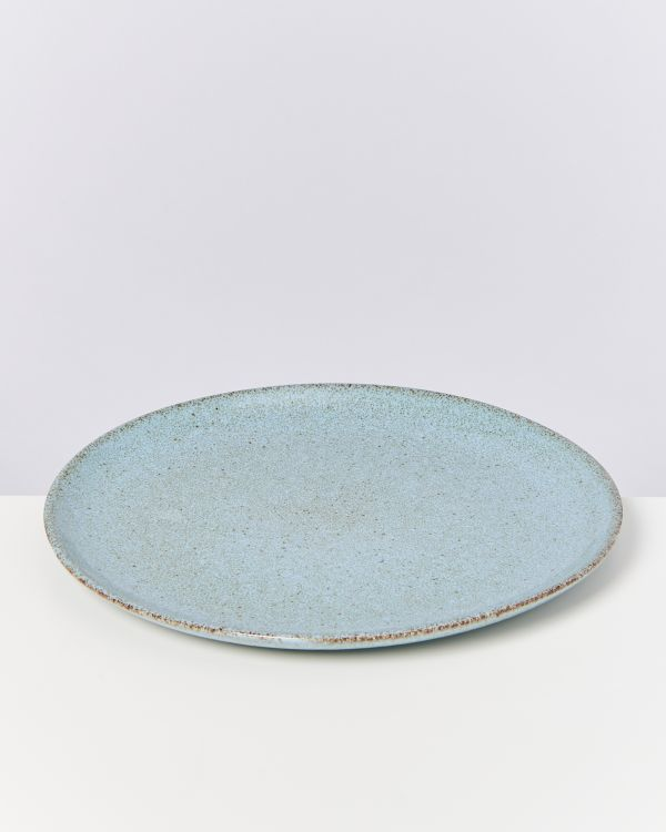 MAE - Plate large turquoise