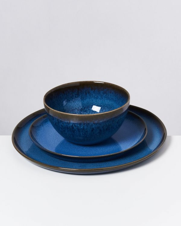 Melides - Cerealbowl blue