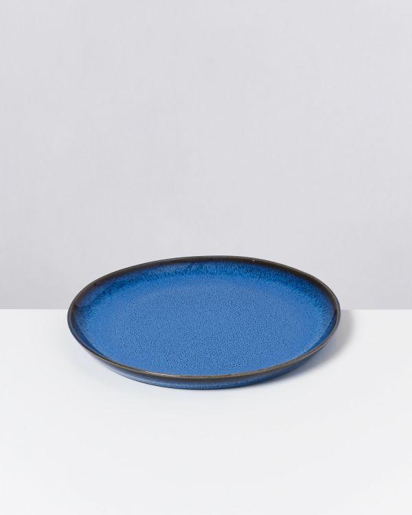 Melides Teller klein blue