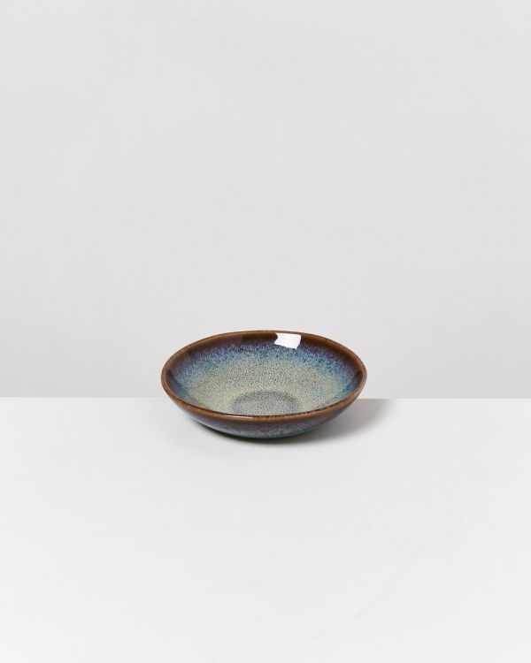 Melides - Mini Plate deep forest brown