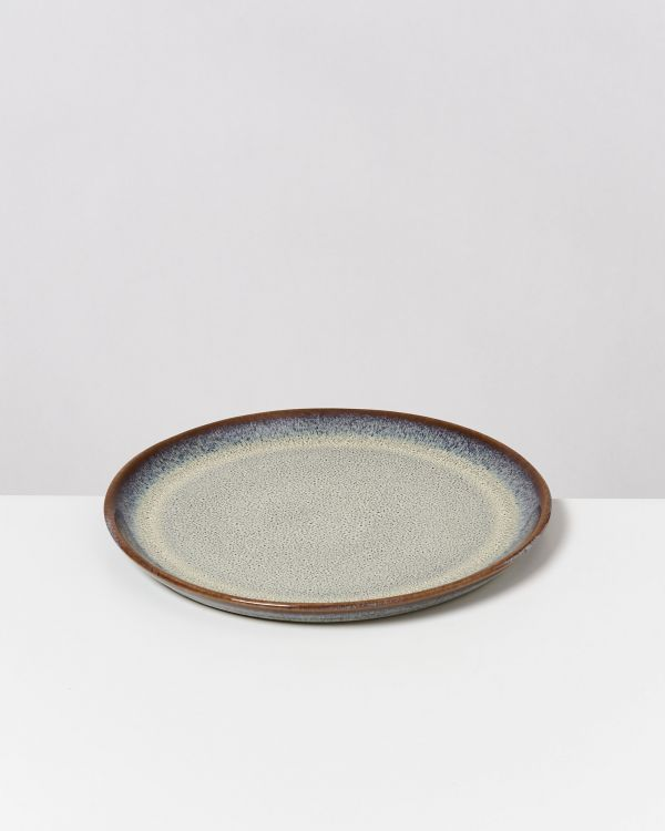 Melides - Plate small forest brown