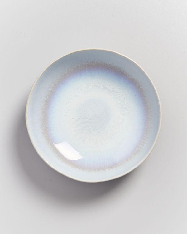Alcachofra hellblau Pastateller